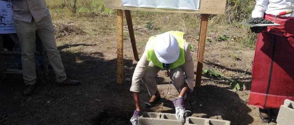 Casas Resilientes para os munícipes da Ilha de Moçambique
