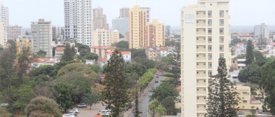 Maputo projeta nova imagem da cidade
