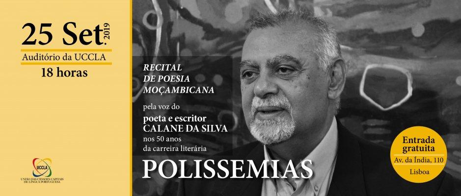 Polissemias - Recital de Poesia Moçambicana na UCCLA