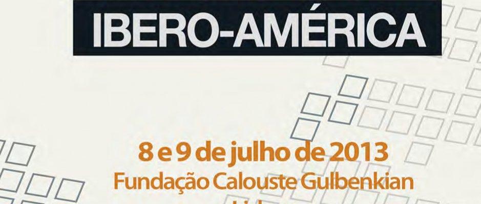 """Seminário Internacional """"Cenários para o futuro da Ibero-América"""""""
