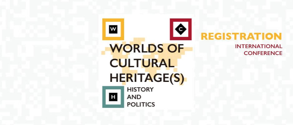 UCCLA estará presente na conferência internacional Worlds of Cultural Heritage