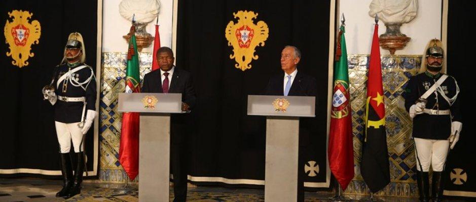 Angola e Portugal assinam onze instrumentos de cooperação bilateral