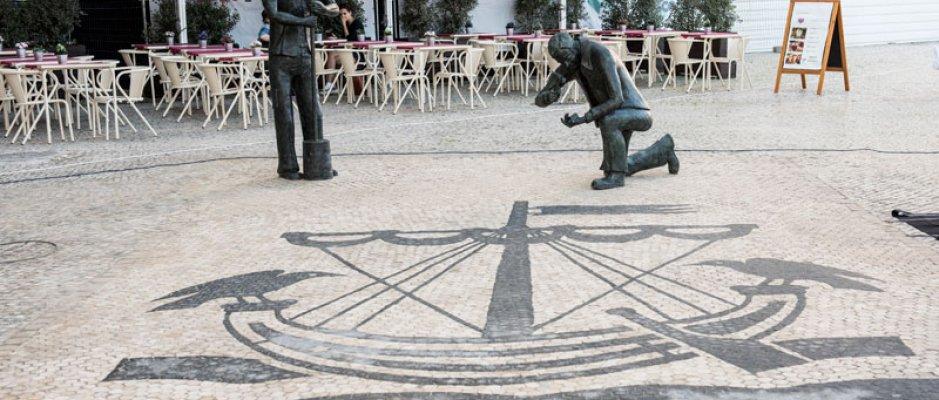 Criação da Associação da Calçada Portuguesa