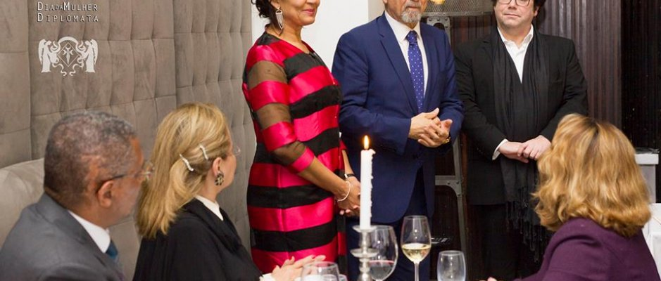 UCCLA esteve presente na iniciativa Dia da Mulher Diplomata-2018