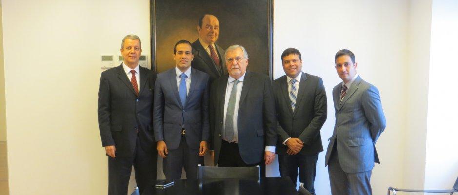 Reunião com Vice-Prefeito de Salvador
