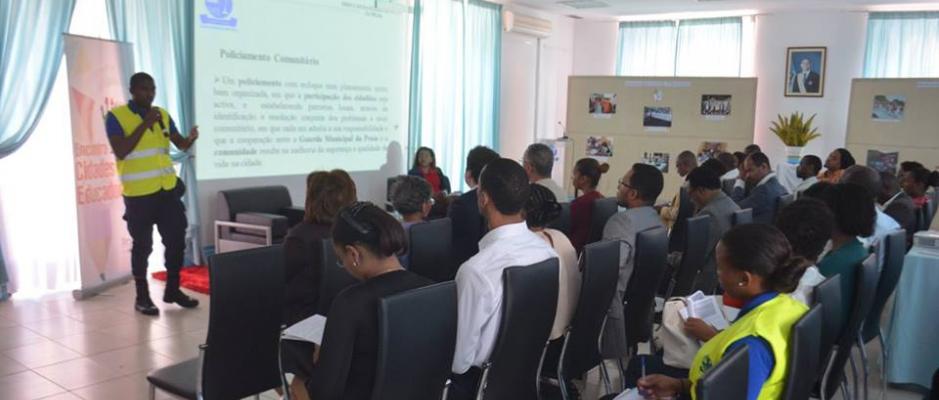 Fórum para a criação de uma Rede Territorial de Cidades Educadoras Cabo-Verdianas