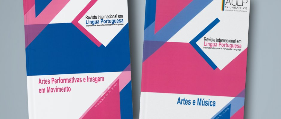 Revista Internacional em Língua Portuguesa da Associação das Universidades de Língua Portuguesa