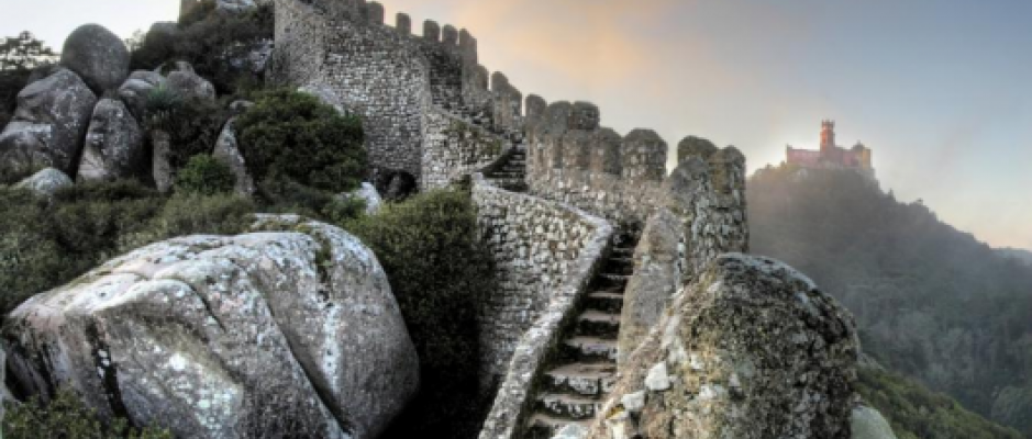 Marrocos invade Castelo dos Mouros em Sintra