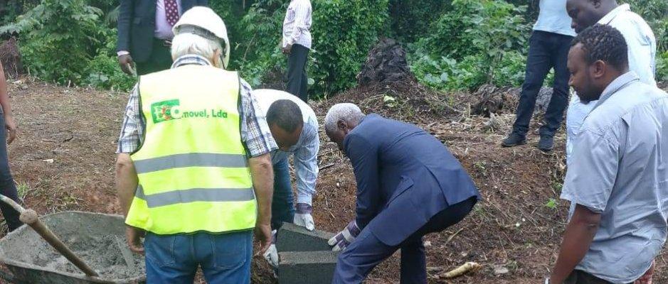 Abastecimento de água potável na Ilha do Príncipe