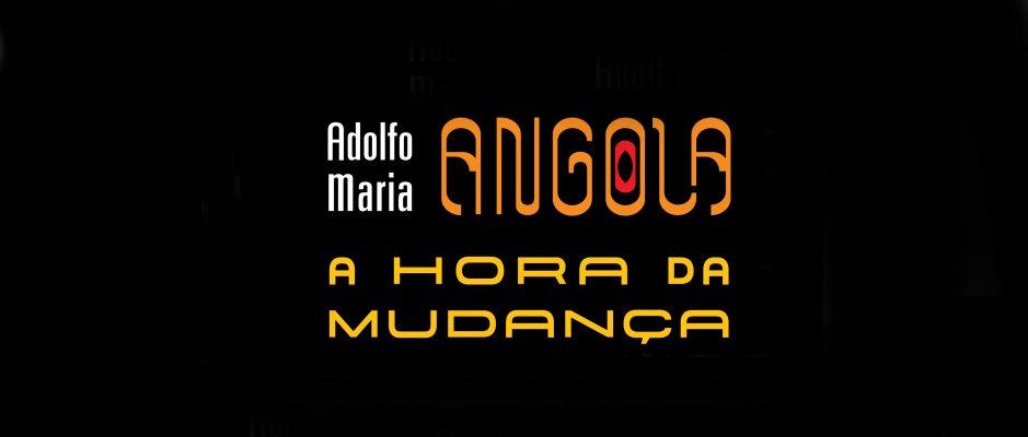 """Lançamento do livro """"Angola - A Hora da Mudança"""" na UCCLA"""