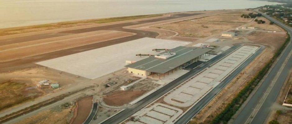 Novo do aeroporto internacional de Oecusse