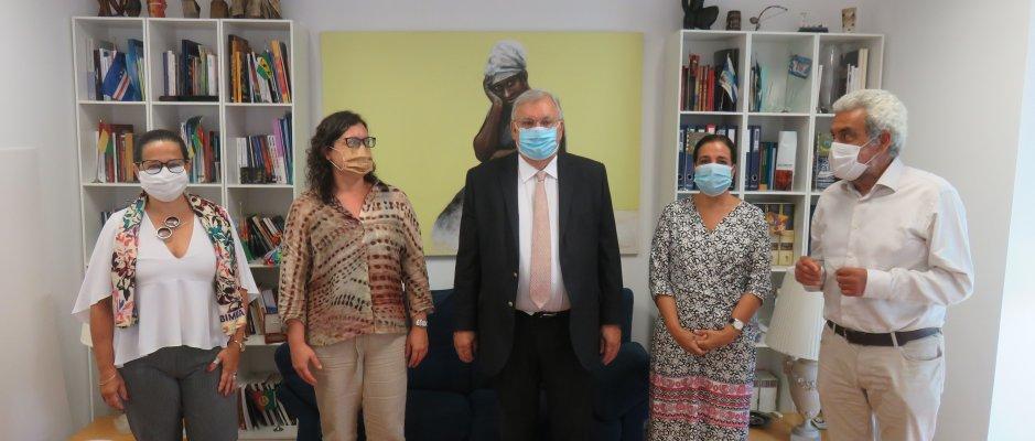 UCCLA recebeu o Centro de Ciência Viva de Estremoz