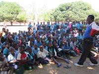 Contadores de histórias da Ilha de Moçambique imagem
