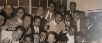 """Inauguração da exposição """"Casa dos Estudantes do Império, 1944-1965. Farol da Liberdade"""""""