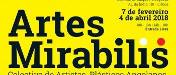 Artes Mirabilis - Coletiva de Artistas Plásticos Angolanos na UCCLA