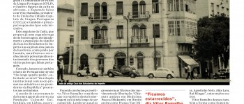 Luanda receberá em breve a exposição do espólio da Casa dos Estudantes do Império