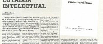 Lutador intelectual - Onésimo Silveira