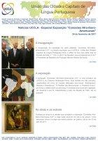 """Notícias UCCLA - Especial Exposição """"Conexões Afro-Ibero-Americanas"""""""