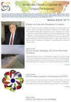Notícias UCCLA - N.º 11 - 15 de Julho de 2016