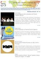 Notícias UCCLA - N.º 13 - 12 de Agosto de 2016