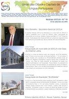 Notícias UCCLA - N.º 16 - 23 de Setembro de 2016