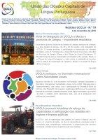 Notícias UCCLA - N.º 19 - 4 de Novembro de 2016
