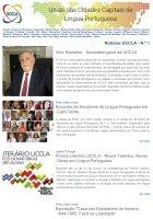 Notícias UCCLA - N.º 1 - 26 de Fevereiro de 2016