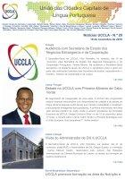 Notícias UCCLA - N.º 20 - 18 de Novembro de 2016