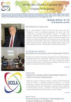 Notícias UCCLA - N.º 23 - 30 de Dezembro de 2016