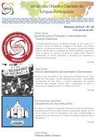 Notícias UCCLA - N.º 24 - 13 de Janeiro de 2017