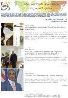 Notícias UCCLA - N.º 25 - 3 de Fevereiro de 2017