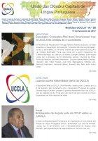 Notícias UCCLA - N.º 26 - 17 de Fevereiro de 2017