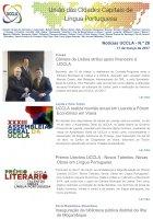 Notícias UCCLA - N.º 28 - 17 de Março de 2017