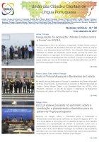 Notícias UCCLA - N.º 39 - 8 de Setembro de 2017