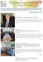 Notícias UCCLA - N.º 3 - 24 de Março de 2016