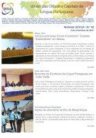 Notícias UCCLA - N.º 42 - 3 de Novembro de 2017