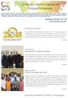 Notícias UCCLA - N.º 45 - 22 de Dezembro de 2017