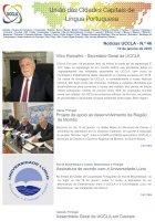 Notícias UCCLA - N.º 46 - 12 de Janeiro de 2018