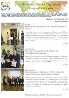 Notícias UCCLA - N.º 49 - 18 de Março de 2018