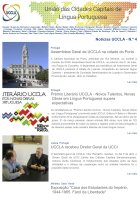 Notícias UCCLA - N.º 4 - 8 de Abril de 2016