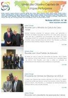 Notícias UCCLA - N.º 58 - 18 de Novembro de 2018