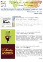Notícias UCCLA - Especial - 2 de Abril de 2018