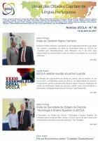 Notícias UCCLA - N.º 30 - 14 de Abril de 2017
