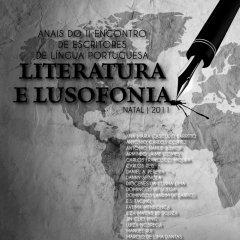 """Lançamento do livro """"Literatura e Lusofonia"""""""