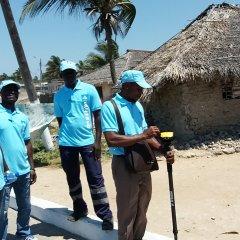 Ações de urbanismo na Ilha de Moçambique