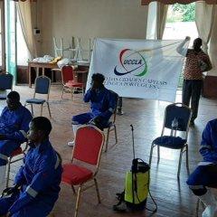 Covid 19 - Apoio à Ilha de Moçambique