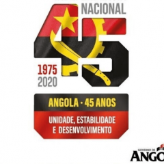 Comemoração dos 45 anos da Independência de Angola