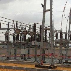 Cazenga conta com novos postos de energia elétrica