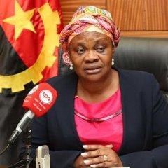 Joana Lina é a nova governadora da província de Luanda