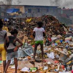 Melhorias no tratamento do lixo em Luanda